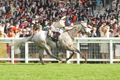 Royal Ascot win Lightning