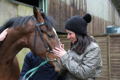 Hands-on experience of owning a racehorse