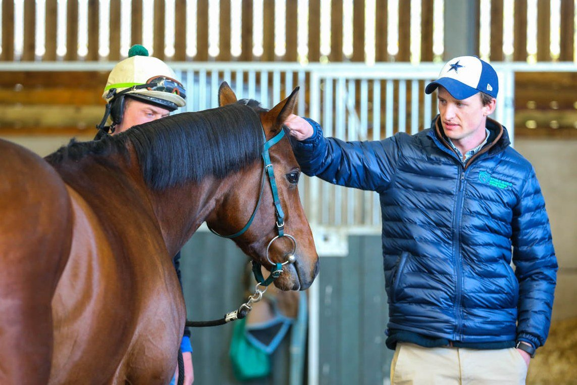 Horse Racing Syndicates with Archie Watson