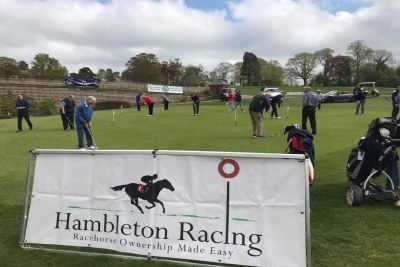 Hambleton Golf Day Warm Up