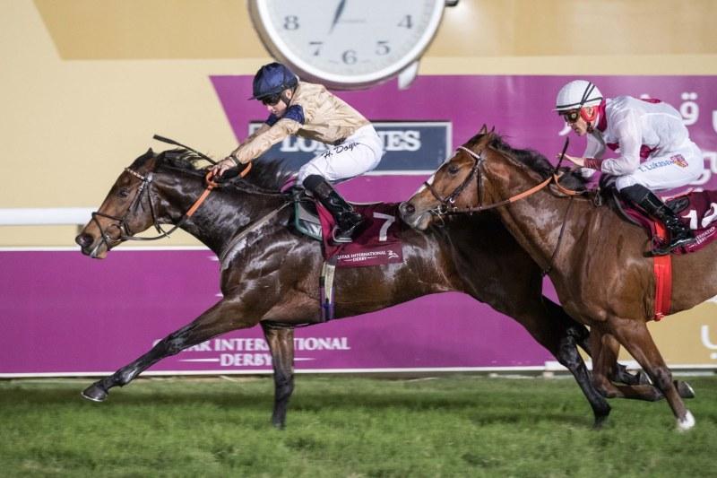 Maystar win at Doha Al Rayyan