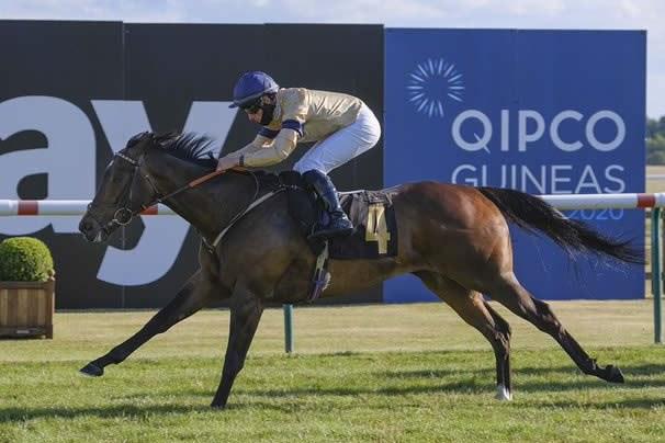 Highland Dress wins Newmarket syndicate