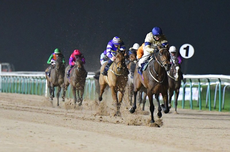 Mehmento scoots clear at Southwell