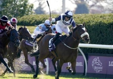 Glass Slippers Breeders Cup2