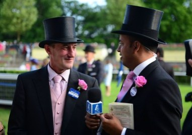 Kevin Ryan Royal Ascot
