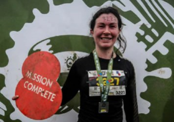 Kirsty tough mudder