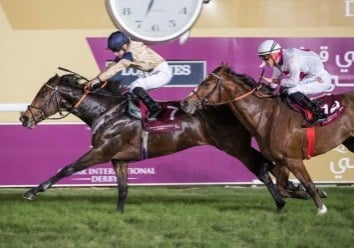 Maystar win at Doha Al Rayyan