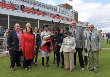 Spiorad With Owners Redcar 2