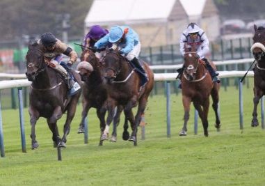Twilight Spinner and Shane Gray win at Haydock Park 21/5/21 Photograph by Grossick Racing Photography 0771 046 1723