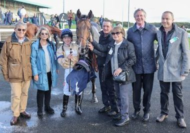 VERONA STAR (Hollie Doyle) wins at NEWCASTLE 19/10/21 Photograph by Grossick Racing Photography 0771 046 1723
